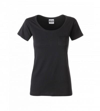 ITM30 - Camiseta mujer Lycra cuello redondo